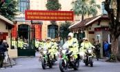 Công an TP Hà Nội lên phương án phân luồng giao thông phục vụ trận Việt Nam - Malaysia