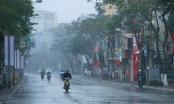 Dự báo thời tiết ngày 1/11: Khu vực Bắc và Trung Trung Bộ có mưa, rét trở lại