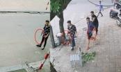 Khởi tố vụ án hủy hoại tài sản tại số 7 đường Thanh Niên