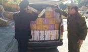 Thu giữ 1.800 chai sữa chua lạ ở Lạng Sơn