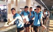 ĐT U23 Việt Nam đã đến Buriram sẵn sàng cho VCK U23 châu Á 2020