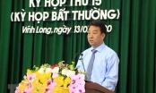 Ông Lữ Quang Ngờ giữ chức Chủ tịch UBND tỉnh Vĩnh Long