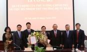 Trao quyết định bổ nhiệm 2 Thứ trưởng Bộ Tư pháp