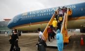 Hơn 500 người Việt từ tâm dịch Châu Âu về sân bay Vân Đồn