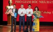 Nghệ sĩ Nhân dân Công Lý giữ chức Phó Giám đốc Nhà hát Kịch Hà Nội