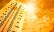 Nắng nóng xảy ra ở diện rộng, có nơi nhiệt độ cao nhất trên 40 độ C