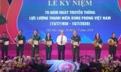 Thủ tướng Nguyễn Xuân Phúc dự lễ kỷ niệm 70 năm Ngày truyền thống lực lượng thanh niên xung phong