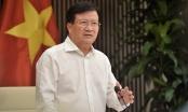 Phó Thủ tướng Trịnh Đình Dũng làm việc tại Bình Thuận