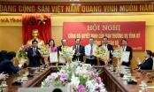 Tỉnh ủy Hà Tĩnh điều động, bổ nhiệm cán bộ