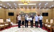 Tập đoàn Bách Việt trao tặng vật tư y tế giá trị gần 3 tỷ đồng ủng hộ Bắc Giang, Bắc Ninh