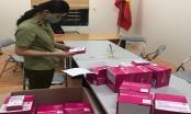 Tạm giữ 400 hộp dụng cụ xét nghiệm covid-19