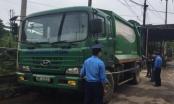 Xử phạt nghiêm xe chở rác thải để rơi vãi