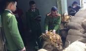 Cao Bằng: Thu giữ 41.682kg thuốc lá thẩm lậu từ Trung Quốc