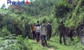 Hà Giang: Đồn Biên phòng Xín Cái ngăn chặn nhóm công dân trốn cách ly