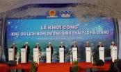 Khởi công xây dựng Khu du lịch nghỉ dưỡng sinh thái FLC Hà Giang