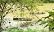 Hà Giang: Tìm thấy thi thể người chở thớt nghiến nhảy xuống sông Miện
