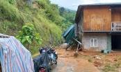 Hà Giang: Mưa lớn khiến 1 người tử vong, thiệt hại nhiều tài sản của nhân dân