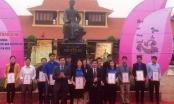 Hà Tĩnh: Trao giải cuộc thi báo tường về Đại thi hào Nguyễn Du