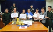 Hà Tĩnh: Bắt giữ 5 đối tượng vận chuyển 91 bánh heroin