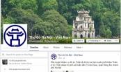 Trang Facebook chính thức của chính quyền Hà Nội... có cũng như không
