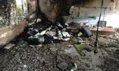 Hà Nội: Một trường mầm non cũ kỹ bị lửa thiêu rụi trong đêm