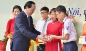 Chủ tịch nước Trần Đại Quang gửi thư chúc Tết Trung Thu 2016 tới thiếu niên, nhi đồng cả nước