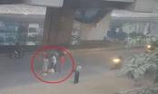 Hà Nội: 1 người đàn ông rơi từ nhà ga đường sắt trên cao xuống đường