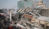 Hàng chục người thiệt mạng trong vụ cháy sập trung tâm thương mại tại Iran