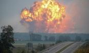 Kho vũ khí ở Ukraine phát nổ dữ dội, hơn 20.000 người sơ tán