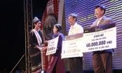 Đắk Lắk: Hoa hậu H'Hen Niê trích 70% tiền thưởng trao học bổng cho HS nghèo hiếu học