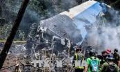 Máy bay rơi tại Paraguay, hai quan chức cấp cao thiệt mạng