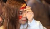 Nước mắt rơi trong mưa khi U23 Việt Nam vuột Huy chương ASIAD