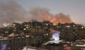 Nhiều tiếng nổ rền vang tại thủ đô Syria