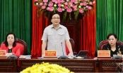 Hà Nội: Trình Bộ Chính trị dự thảo Đề án thí điểm mô hình chính quyền đô thị vào tháng 12
