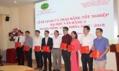 Đại học Kinh doanh Công nghệ tổ chức lễ trao bằng tốt nghiệp văn bằng 2 chuyên ngành tiếng Anh