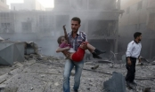 Hơn 30.000 người phải đi tị nạn sau khi quân đội Syria tấn công Idlib