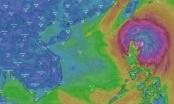 Dự báo thời tiết ngày 15/9: Ảnh hưởng siêu bão Mangkhut, miền Bắc ngày nắng đêm mưa rào