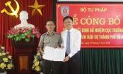 Ông Lê Xuân Hồng được bổ nhiệm làm Cục trưởng Cục THADS Hà Nội