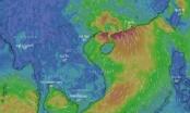 Dự báo thời tiết ngày 17/9: Siêu bão Mangkhut đổ bộ đất liền, miền Bắc mưa trên diện rộng
