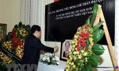 Chủ tịch MTTQ Việt Nam Trần Thanh Mẫn viếng Chủ tịch nước Trần Đại Quang tại CuBa