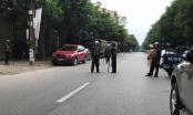 Nghệ An: Khống chế thành công đối tượng ôm hàng nóng cố thủ