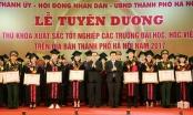 Hà Nội: Chuẩn bị vinh danh 88 thủ khoa xuất sắc năm 2018