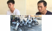Hai siêu trộm gây ra 13 vụ trộm cắp xe máy ở Thái Bình sa lưới