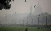 """Khói bụi ô nhiễm như """"tận thế"""" ở Ấn Độ"""