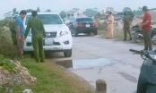 Hé lộ tình tiết bất ngờ vụ thượng úy công an tử vong trong ô tô