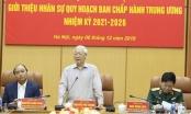 Giới thiệu nhân sự quy hoạch BCH T.Ư nhiệm kỳ 2021-2026: Góp phần nâng cao sức chiến đấu của Đảng