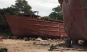 TP HCM: Ít nhất 2 người tử vong sau vụ nổ lớn ở xưởng đóng tàu