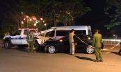 Tài xế say rượu gây tai nạn liên hoàn, một CSGT bị thương