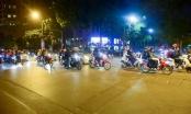 Theo chân Cảnh sát cơ động tuần tra chống đua xe trong đêm Noel