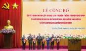 Công bố quyết định thành lập Trung tâm Truyền thông tỉnh Quảng Ninh